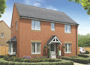 Thumbnail 3 bedroom detached house for sale in Eastrea Road, Whittlesey, Peterborough