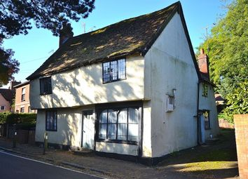 Thumbnail 2 bed detached house for sale in The Square, High Street, Much Hadham