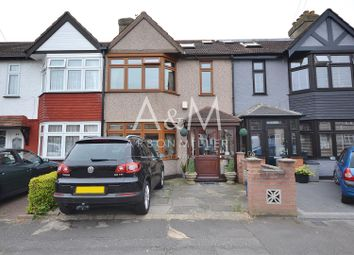 Thumbnail 4 bed terraced house for sale in Trelawney Road, Ilford