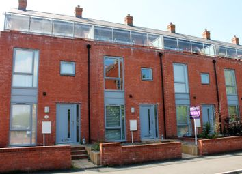 Thumbnail 2 bed town house for sale in Gheluvelt Villas, Barbourne, Worcester