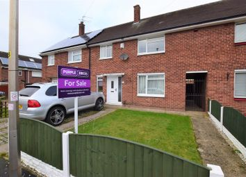 Thumbnail 3 bed terraced house for sale in Wycliffe Road, Ellesmere Port