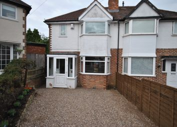 Thumbnail 3 bed semi-detached house to rent in Woodvale Road, Hall Green, Birmingham