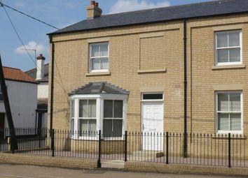 Thumbnail 1 bedroom flat to rent in Railway Road, Downham Market