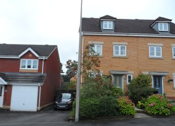 Thumbnail 3 bed semi-detached house for sale in Parc Gilbertson, Gelligron, Pontardawe, Swansea.