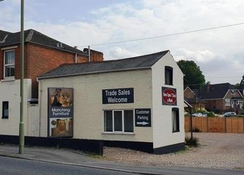 Thumbnail Retail premises for sale in 17-19 Swaythling Road, West End, Southampton