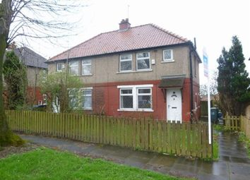 Thumbnail 3 bed property to rent in Rhodesway, Bradford