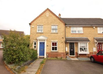 Thumbnail 3 bed end terrace house for sale in Doulton Close, Church Langley, Harlow