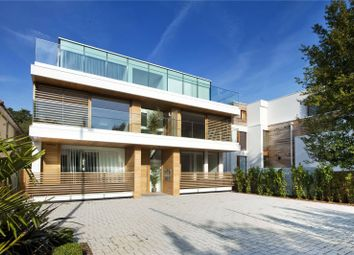Thumbnail 2 bed flat for sale in Waldegrave Road, Strawberry Hill
