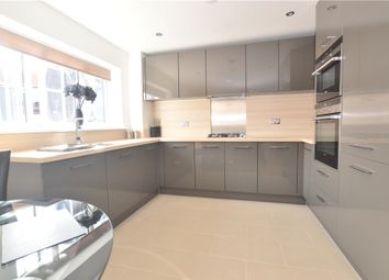 Thumbnail 2 bedroom flat for sale in Churchill Court, Eden Road, Dunton Green, Sevenoaks, Kent