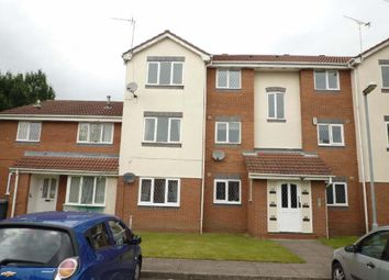 Thumbnail 2 bed flat for sale in The Carousels, Burton-On-Trent