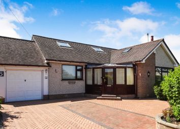 Thumbnail 4 bed detached bungalow for sale in Barrfield Road, Rhuddlan, Rhyl