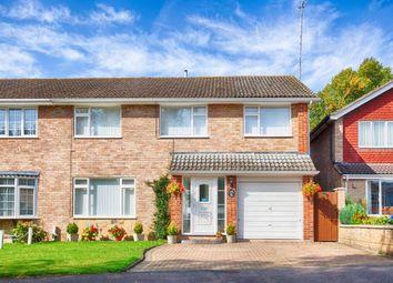 Thumbnail 1 bedroom flat to rent in Saberton Close, Redbourn, St.Albans