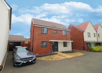 Thumbnail 3 bed detached house for sale in Folkes Road, Wootton, Bedfordshire