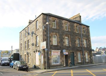 Thumbnail 2 bed flat for sale in 42 Combie Street, Oban