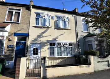 Thumbnail 3 bed terraced house for sale in Pearcroft Road, Leytonstone, London
