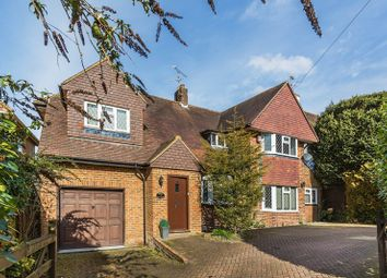 Thumbnail 4 bed detached house for sale in Marlpit Avenue, Coulsdon