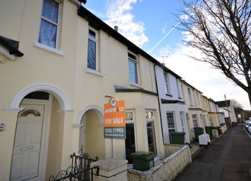 Thumbnail 3 bed terraced house for sale in Marshall Street, Folkestone, Kent
