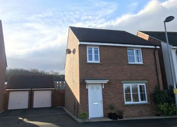 Thumbnail 4 bed detached house for sale in The Ashes, St Georges, Telford, Shropshire