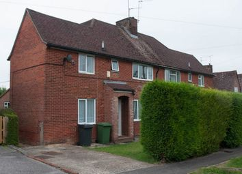 Thumbnail 6 bed semi-detached house to rent in Stuart Crescent, Winchester