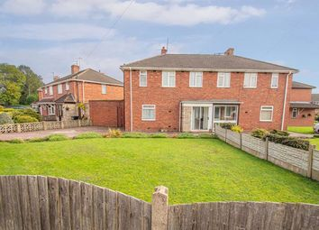 Thumbnail 3 bed semi-detached house for sale in Wall Well Lane, Halesowen