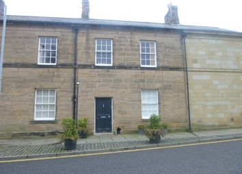 Thumbnail 2 bed terraced house to rent in Northumberland Street, Alnwick