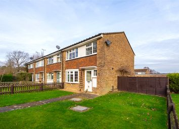 Thumbnail 3 bed end terrace house for sale in Leith Grove, Beare Green, Dorking, Surrey