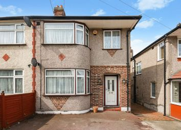Thumbnail 3 bed semi-detached house for sale in Eastcote Lane, Northolt