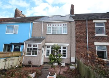 Thumbnail 2 bed terraced house for sale in Chester Street, Waldridge, Chester Le Street