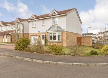 Thumbnail 4 bed detached house for sale in Harvie Gardens, Armadale, Bathgate, West Lothian