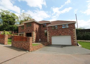 Thumbnail 5 bed detached house for sale in Parkside Mews, Worsbrough Bridge, Barnsley