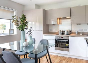 Thumbnail 2 bed flat for sale in Chertsey, Surrey