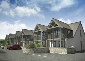 Thumbnail 3 bed detached house for sale in Polurrian Hotel, Polurrian Road, Mullion, Helston, Cornwall