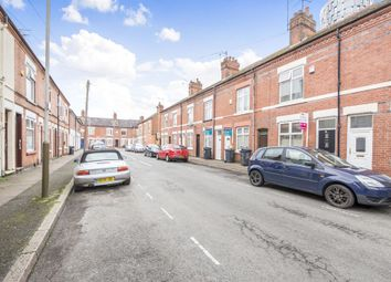 Thumbnail 3 bed terraced house for sale in Rydal Street, Leicester