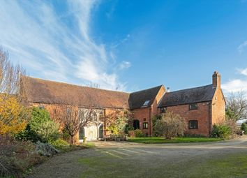 Marton Road, Long Itchington, Southam, Warwickshire CV47. 5 bed barn conversion for sale