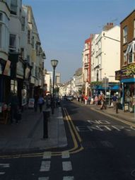 Thumbnail 1 bed flat to rent in St James Street, Kemp Town, Brighton.