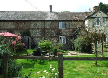 Thumbnail 2 bed semi-detached house to rent in Hampton, Dorchester, Dorset