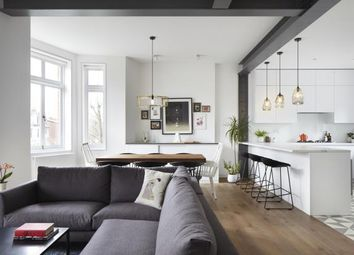 Thumbnail 2 bed flat for sale in Priory Road, South Hampstead, London