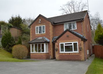 Thumbnail 4 bed detached house for sale in Butterstile Close, Prestwich, Manchester