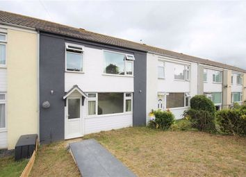 3 bed terraced house for sale in Cornwall Close, Weymouth, Dorset DT4