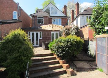 Thumbnail 4 bed detached house for sale in Redcliffe Street, Worcester