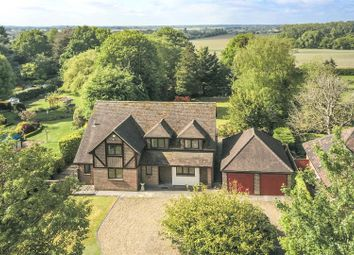 Thumbnail 4 bed detached house for sale in Fryerning Lane, Ingatestone