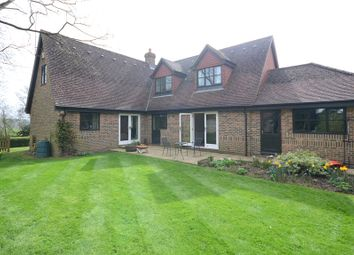 Thumbnail 4 bed detached house for sale in Rosebery Road, Tokers Green, Reading