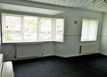 Thumbnail 2 bed flat for sale in Brynawel, Brynmawr, Ebbw Vale