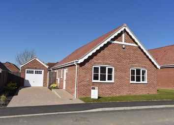 Thumbnail 3 bed detached bungalow for sale in Barn Owl Close, Reedham, Norwich