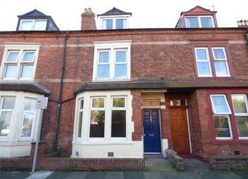 Thumbnail 4 bed terraced house for sale in Brunton Avenue, Carlisle, Cumbria
