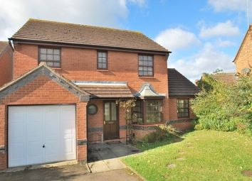 Thumbnail 4 bed property to rent in Downsway, East Hunsbury, Northampton