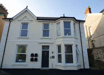 Thumbnail 1 bed flat to rent in Alexandra Road, St Austell, Cornwall