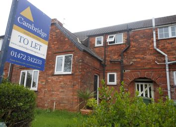 Thumbnail 3 bed end terrace house to rent in Milton Road, Grimsby
