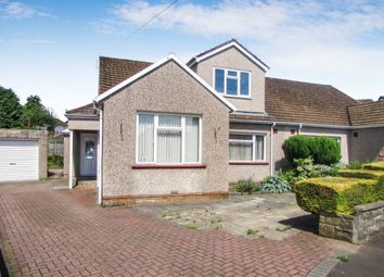 Thumbnail 4 bed bungalow to rent in The Dell, Laleston