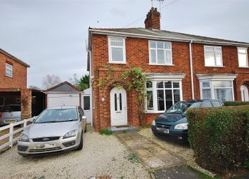 Thumbnail 3 bed semi-detached house to rent in Halmer Gardens, Spalding